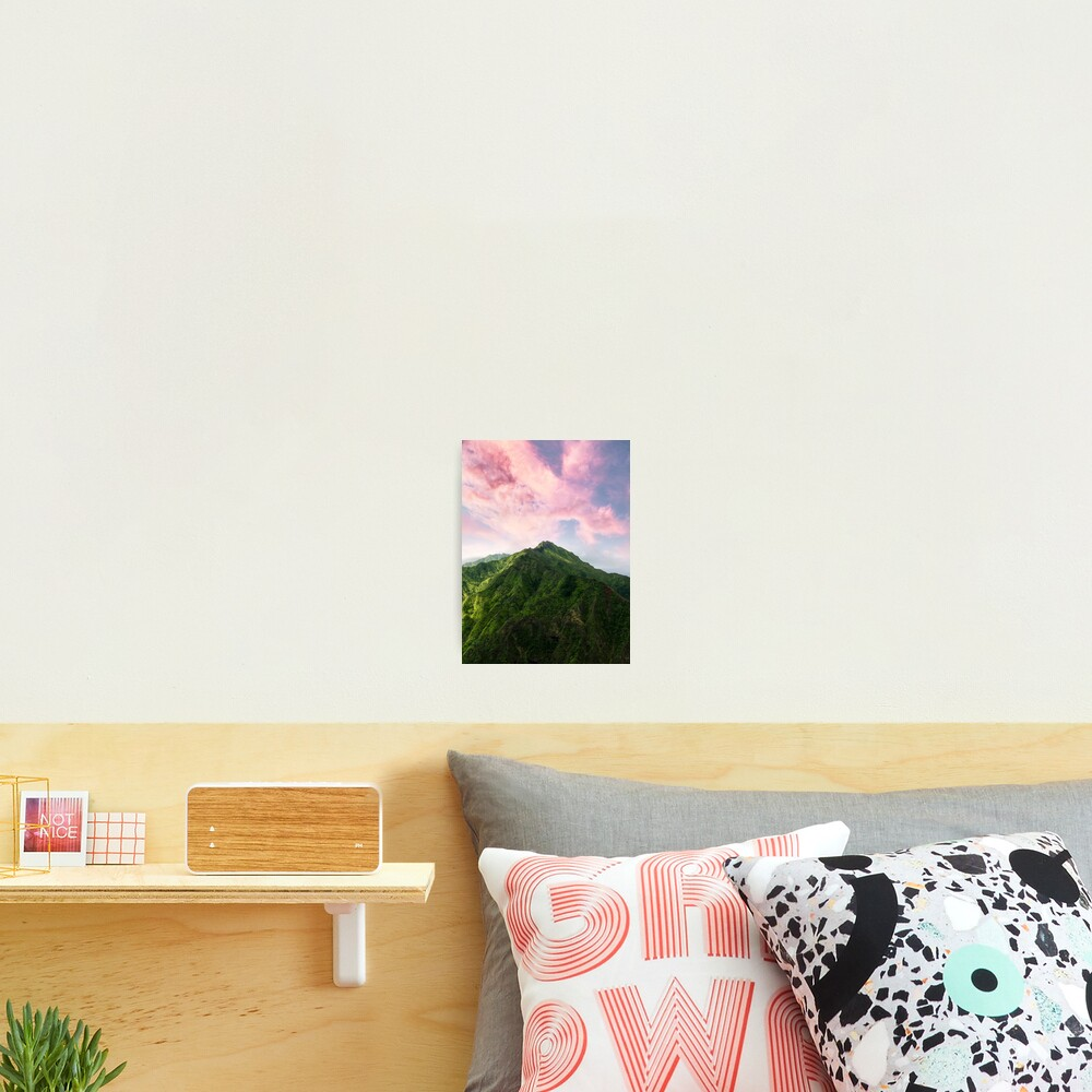 The Heavenly Expanse Photographic Print