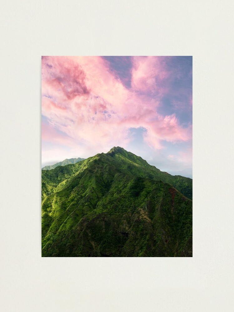 Alternate view of The Heavenly Expanse Photographic Print
