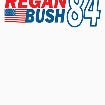 Retro Regan 84' Shirt by RepublicanShirt