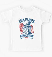 Tea Party Revolution Shirt Kids Tee