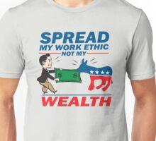 Vote Tea Party 2012 Unisex T-Shirt