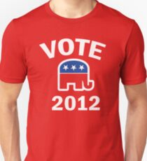 Retro Republican 2012 Shirt T-Shirt