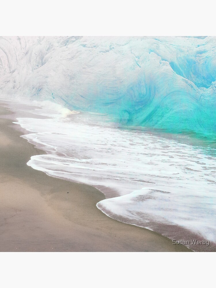 Blue Ice and Warm Waters by G7Susan9Werby3