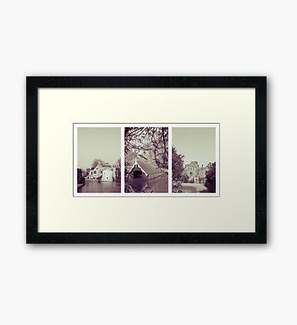 Scotney Trio Framed Print