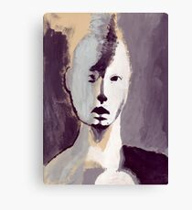 The Shadow Woman Canvas Print