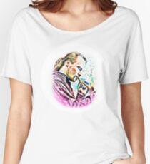 James Portrait #4 (t-shirt) Women's Relaxed Fit T-Shirt