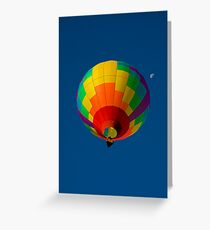 Pop Goes The Color Greeting Card