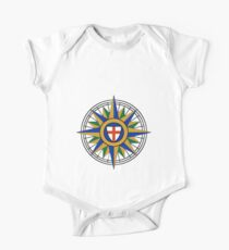 Anglican Compass Rose Kids Clothes