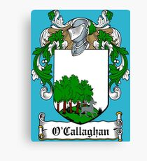 O'Callaghan (Cork)  Canvas Print