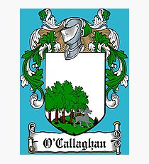 O'Callaghan (Cork)  Photographic Print