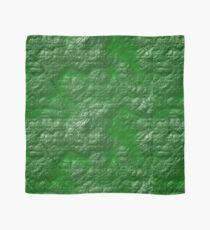 A Crumpled Green design for everything Scarf