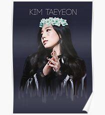Girls' Generation - Kim Taeyeon Poster