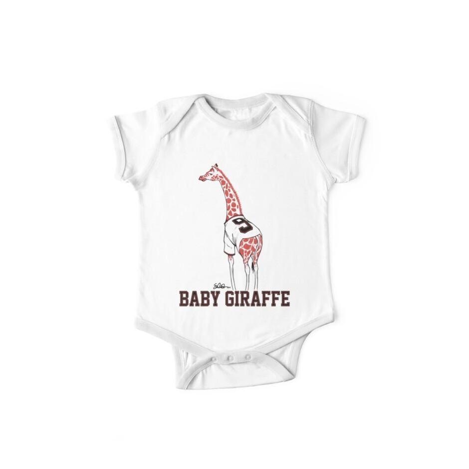 Baby Giraffe Belt by swiener