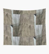 Larravide Cathedral 2 Wall Tapestry