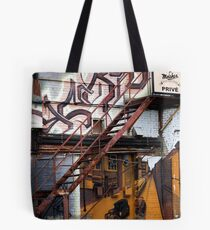 Stare Stair Tote Bag