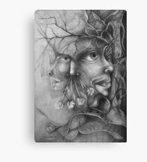 The Herbalist.  Canvas Print