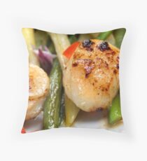St Jacques Throw Pillow