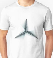 Seied - TriUFO - Burning Man 2011 Unisex T-Shirt