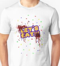 Five Nights at Freddy's - FNAF - Let's Eat - Bloody Unisex T-Shirt