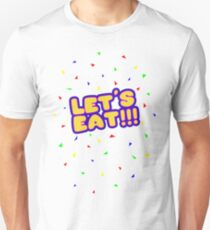 Five Nights at Freddy's - FNAF - Let's Eat Unisex T-Shirt