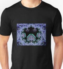 Seied - Pythagoreanshroomworld - Burning Man 2011 Unisex T-Shirt