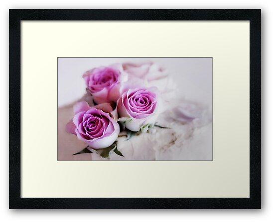 Fleur VI by Damienne Bingham