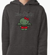 Hello Cthulhu! Pullover Hoodie