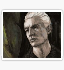 The Yoko Factor - Spike - BtVS Sticker