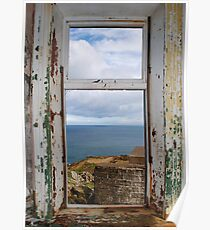 Torr Head Coast Guard Station,  Co. Antrim. Poster