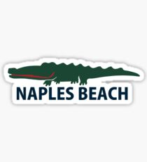 Naples - Florida. Sticker