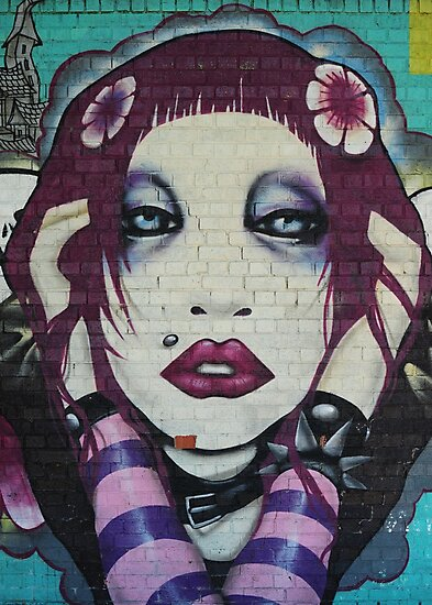 Goth Girl by James1980