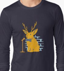 The Rare and Elusive Jokealope Long Sleeve T-Shirt
