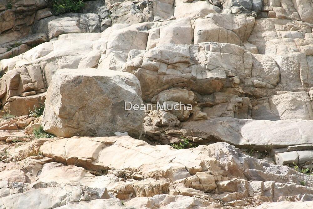 Rock Sculptures by Dean Mucha