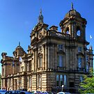 Bank of Scotland Building by Tom Gomez