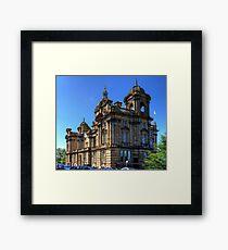 Bank of Scotland Building Framed Print