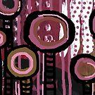 Pink Trees by Arttizan