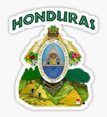 Honduras Coat of Arms Sticker