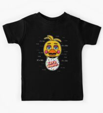 Five Nights at Freddy's - FNAF 2 - Toy Chica - It's Me Kids Clothes