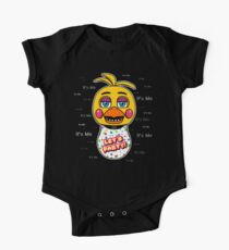 Five Nights at Freddy's - FNAF 2 - Toy Chica - It's Me One Piece - Short Sleeve