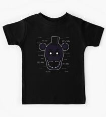 Five Nights at Freddy's - FNAF 2 - Shadow Freddy - It's Me Kids Clothes