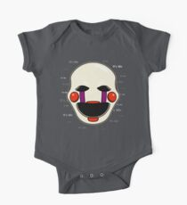 Five Nights at Freddy's - FNAF 2 - Puppet - It's Me Kids Clothes