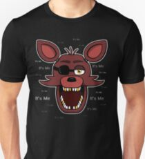 Five Nights at Freddy's - FNAF - Foxy - It's Me Unisex T-Shirt