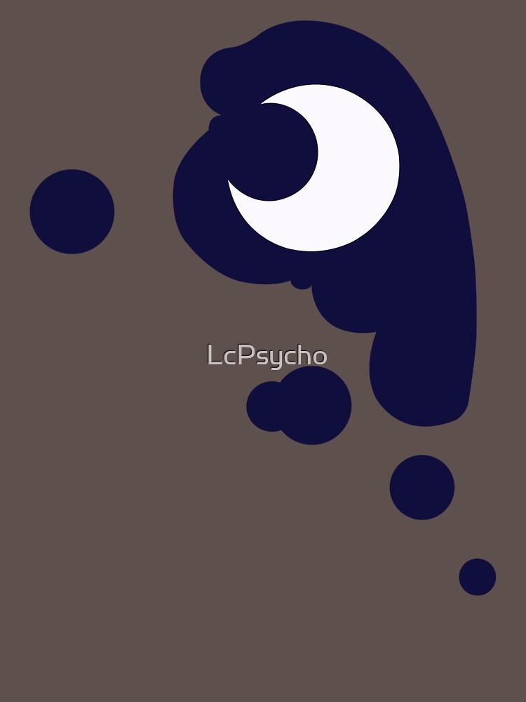 Luna Cutie Mark von LcPsycho