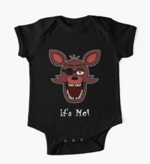 Five Nights at Freddy's - FNAF - Foxy - It's Me Short Sleeve Baby One-Piece