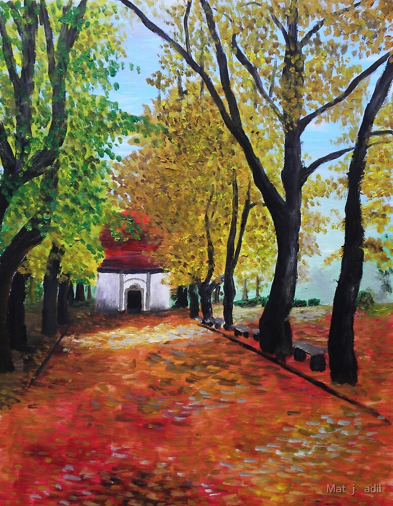 Well Chapel by Matěj Čadil