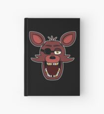 Five Nights at Freddy's - FNAF - Foxy  Hardcover Journal