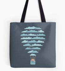 Weather Balloon Tote Bag