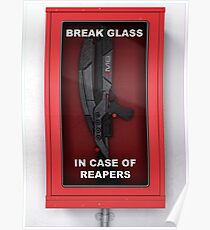 In Case Of Reapers Poster
