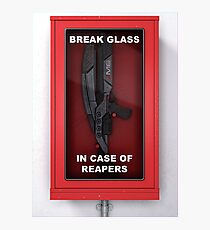 In Case Of Reapers Photographic Print