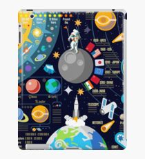 Universe Concepts Infographics iPad Case/Skin